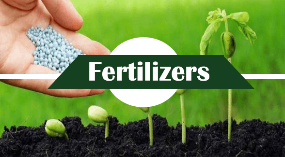 Fertilizers Banner